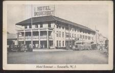 Postcard Somerville New Jersey Nj Somerset Tourist Hotel 1930 S