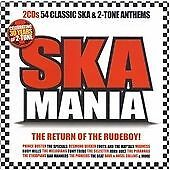 Various Artists - Ska Mania [Universal] (2 CDS) NEW AND SEALED REGGAE ROOTS SKIN