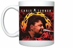 Chris Turner Album Cover - Coffee Mug