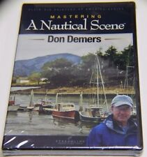 Don Demers: Mastering a Nautical Scene -  Art Instruction DVD