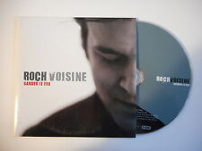ROCH VOISINE : GARDER LE FEU [ CD SINGLE PORT GRATUIT ]