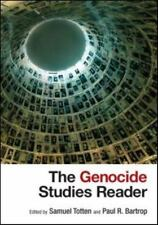 The Genocide Studies Reader by Paul R. Bartrop and Samuel Totten (2009,...