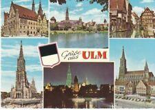 Grüße aus Ulm a.D. Mehrbildkarte gl~1970? B8164