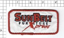 Sun Belt Furniture Express truck driver patch (G4)