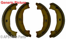 Ford Transit Connect 1.8 TDCi Rear Van Axle Brake Shoes Pads Drum Brakes