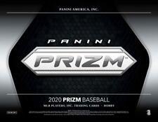 BOSTON RED SOX 2020 PANINI PRIZM BASEBALL 6 BOX 1/2 CASE BREAK #9