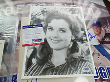 Dawn Wells auto PSA/DNA COA signed 8x10 Mary Ann Gilligan's Island autograph WOW