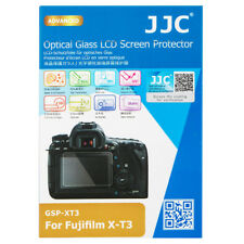 JJC GSP-XT3 Optical Glass LCD Screen Protector for Fujifilm X-T3 XT3 Camera