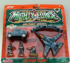 REALTOY MIGHTY FORCE MILITARY SERIES DIECAST