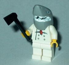 SPONGEBOB #18 Lego Bikini Bottom Chef Custom Shark NEW  Genuine Legos