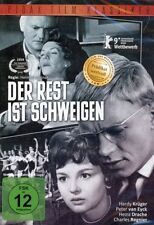 DVD NEU/OVP - Der Rest ist Schweigen - Hardy Krüger & Peter van Eyck