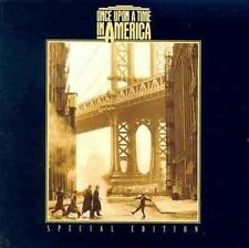 ONCE UPON A TIME IN AMERICA Soundtrack Score CD Germany SPECIAL EDITION  *NEW*