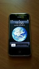 Apple iphone 2G (1st generation )AT&T  8GB Black.