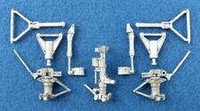 SAC 48082 Kinetic 1/48 Grumman E-2C Hawkeye White Metal Landing Gear