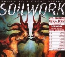 Soilwork - Sworn to a Great Divide [New CD] UK - Import