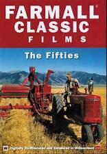 Farmall Classic Films The Fifties DVD International Harvester Tractors 1950's