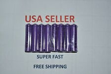 8x AAA 1800mAh 1.2 V Ni-MH rechargeable battery Purple for MP3 RC Toys Camera