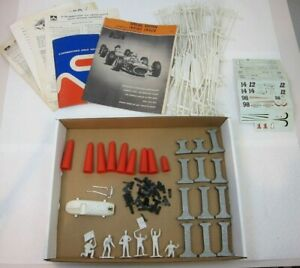 STROMBECKER 1/32nd SLOT CAR PARTS-ACCESSORIES-DECALS-INSTRUCTIONS-FREE SHIP!