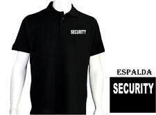 POLO CAMISETA SECURITY