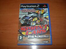 SPRINT CARS ROAD TO KNOXVILLE PS2 (PAL ESPAÑA PRECINTADO)
