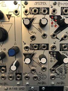 make noise optomix modular