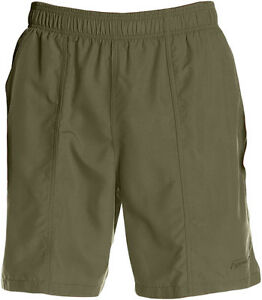 Speedo Men's Core Basic Rally Volley Swimsuit Swim Shorts Dusty Olive Size Small