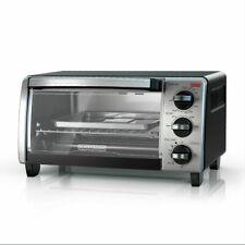 "4-Slice Extra Wide Convection Countertop Toaster Oven - Black+Deckerâ""¢ To1750Sb"
