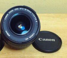 Canon EF-S 18-55mm F/3.5-5.6 II Lense - Mint