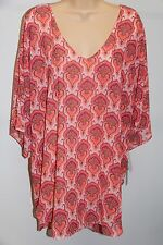 New Oneill Swimsuit Bikini Cover Up Dress Sz XS S CRM Bianca