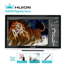 Huion GT-220 v2 Silver Pen Display 21.5'' IPS Tablet Monitor Updated 8192 Levels