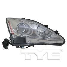 TYC 20-9313-00-1 Headlight Light Right Passenger Side RH Halogen New