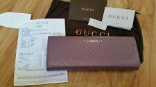 Gucci Leather Clutch Handbags