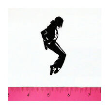 Skateboard Luggage Laptop Guitar 3M Matte Decal Sticker - Michael Jackson Dance