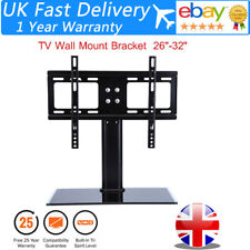 """LED Steady TV Wall Bracket Television Mount Stand for 26""""-32"""" LCD Plasma Holder"""