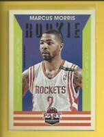 Marcus Morris RC  2012-13 Past & Present Rookie Card # 245  Boston Celtics