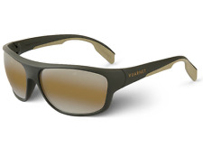 ceadf225ae8 Vuarnet Sunglasses VL140200032136 VL1402 Matt Khaki    Brownlynx  Mineral  Lenses