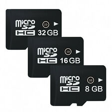 8GB 16GB 32GB CLASS 10 Micro SD TF Flash Memory Card For Camera Mobile Phones