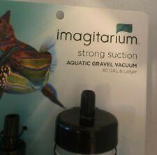 Imagitarium Aquatic Gravel Vacuum Extra Large  00006000 strong suction