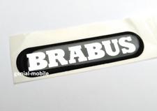 Smart Brabus Original Emblem Schriftzug Aufkleber Badge 450 451 452 453 454 OVP