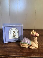 Vintage Heavenly Blessing Nativity Collection Avon Camel 1986