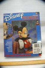 Disney Photomosaics Mickey Mouse Jigsaw Puzzle 1026 Pieces Made in USA