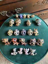 Littlest Pet Shop—Rodent Lot (23 Pieces) Rabbits, Getbils, Mice, Etc.