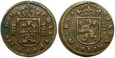 FELIPE III, 8 MARAVEDIS. 1619. SEGOVIA.