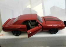 Chevrolet Chevy Camaro Yenko SC 1969 Sunset Orange Street Fighter 1/18 Rare GMP