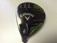 Callaway Razr Fit Xtreme 3 Wood Head Only