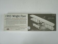 Guillow's 1903 Wright Flyer Balsa Wood Scale Model Kit #1202