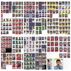 Panini WM World Cup 2010 Sticker - Original signiert - Freie AUSWAHL CHOOSE