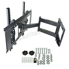 Articulating Tilt Swivel Arm LCD LED TV Wall Mount 26 32 36 37 40 42 46 50 55