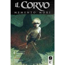comics IL CORVO MEMENTO MORI N. 4  bd edizioni nuovo