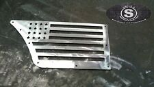 1997-2001 Jeep Cherokee XJ Rear Hatch Cubby Plate. Rear Storage. American Flag